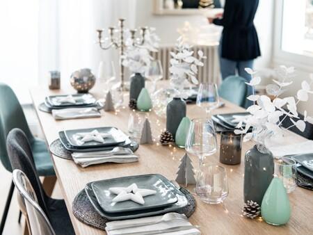 Once mesas de Navidad decoradas con elegancia, buen gusto y la colección de Maisons du Monde