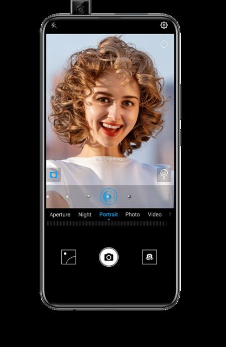 Huawei Y9 Prime 2019 3d Portrait