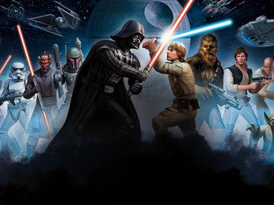 TODA la saga de Star Wars llega a Netflix en México