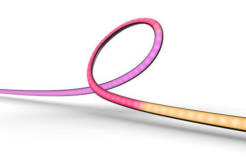 La nueva tira LED Philips Hue Play cambia de color en función del contenido de la tele para mejorar la inmersión
