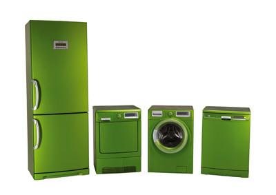 Electrodomésticos llenos de color firmados por Electrolux