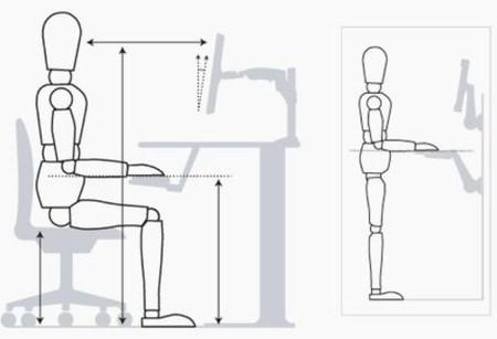 [Vídeo] Una pantalla de ordenador que te obliga a sentarte bien