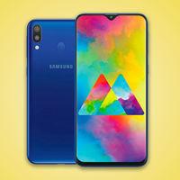 """Samsung Galaxy M10 y M20: el """"notch"""" se estrena en Samsung con precios recortados y batería de 5.000 mAh"""