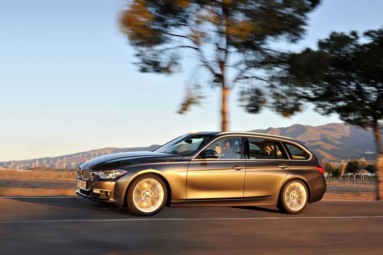 Foto de BMW Serie 3 Touring 2012 (12/43)