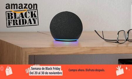 Por el Black Friday, puedes estrenar un Echo Dot de la nueva generación a mitad de precio: Amazon te lo deja en 29,99 euros