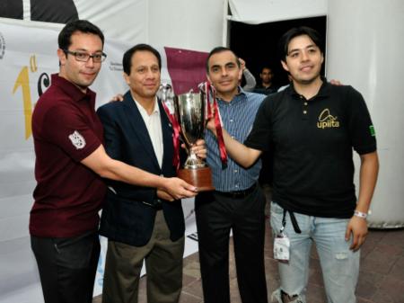 La UPIITA gana la Copa Internacional de Robótica IPN-México