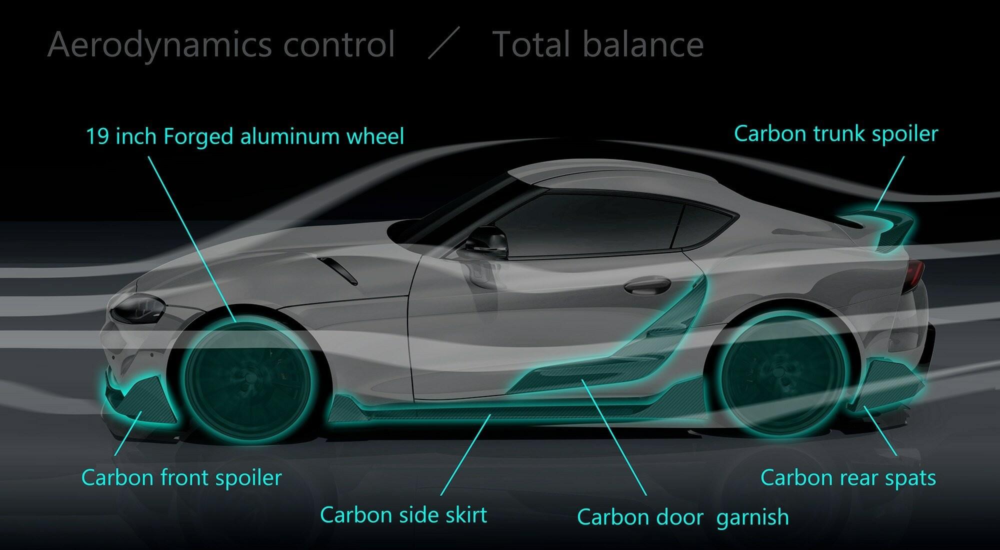 Foto de Toyota Supra TRD Line Concept (7/9)