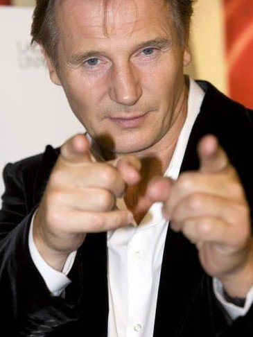 Liam Neeson en 'The Grey', lo nuevo de Joe Carnahan