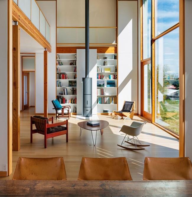 Modern Farmhouse Interior Design High Ceiling 251217 857 04 800x1864