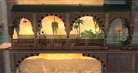 Prince of Persia Classic - Puente