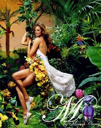 Mariah Carey ya tiene fragancia