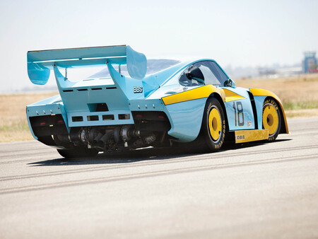 Porsche 935 Jlp 3 Imsa Racing Car narcos