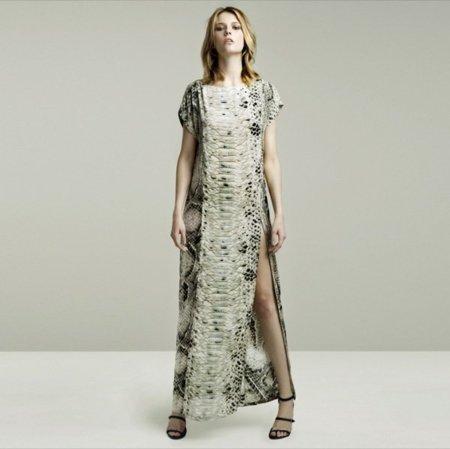 Serpiente  lookbook mayo de Zara