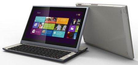 MSI Slider S20, ultrabook deslizante con Windows 8