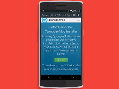 Un año después ya está listo Gello, el navegador de CyanogenMod basado en Chromium