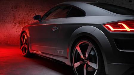 Audi Tt Quantum Gray Edition 2