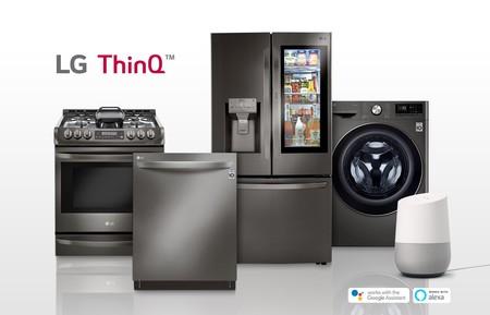 """LG actualiza su aplicación ThinQ para mejorar y """"evolucionar"""" el control remoto de nuestros electrodomésticos"""