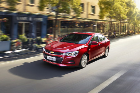 El nombre Cavalier vuelve a sonar en EE. UU. ¿Qué se trae entre manos Chevrolet?
