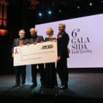 La #GalaSida 2015 de Barcelona también se contó en redes sociales