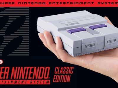 Era cuestión de tiempo: ya se pueden cargar más juegos en el SNES Mini, pero no de forma oficial