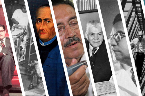 7 + 1 inventores de México que han cambiado la ciencia, la tecnología y la música en el mundo