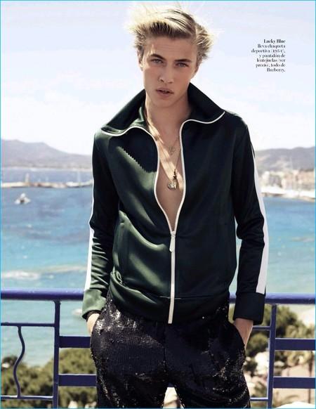 Lucky Blue Smith 2016 Editorial Vogue Espana 004