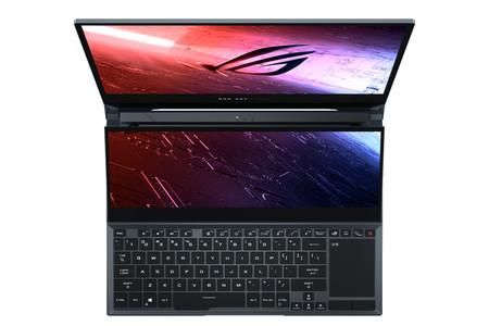 Asus Rog Zephyrus Duo 15 Laptop Gamer Dos Pantallas Teclado Touchpad