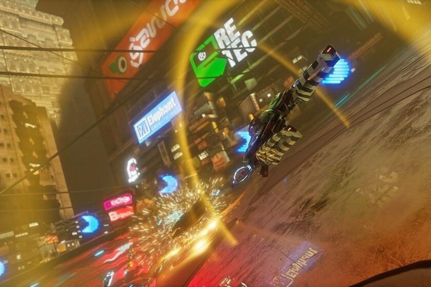 Tras cinco meses de retraso, la velocidad a lo Wipeout de Pacer llega por fin hasta Xbox One