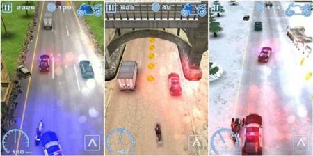 Imágenes juego Sprint Driver