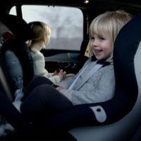 Los asientos infantiles de Volvo son más cómodos y prácticos para ser más seguros