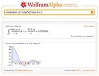 Wolfram|Alpha, el buscador científico definitivo