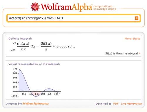 wolfram alpha el buscador cient fico definitivo. Black Bedroom Furniture Sets. Home Design Ideas