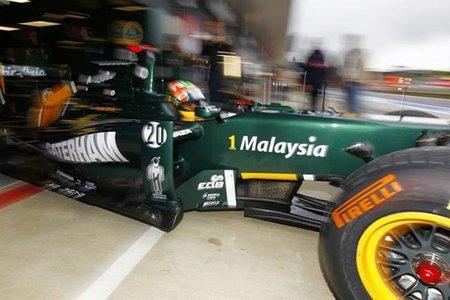 GP de Alemania F1 2011: Karun Chandhok sustituye a Jarno Trulli en Team Lotus