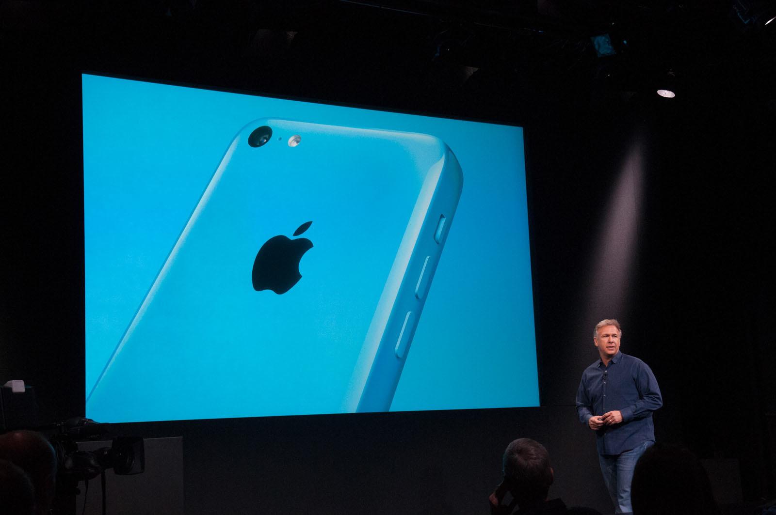 Foto de iPhone 5C en imágenes (1/7)