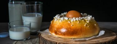 Torrijas, roscas, monas y otras recetas de dulces de Pascua para hacer con niños