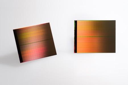 Intel Micron 3dxpoint Die