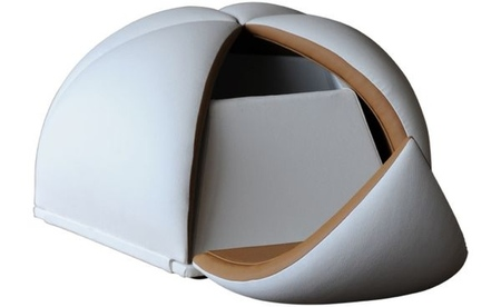 Sea Star Puff, la estrella del almacenaje diseñada por Gabriella Asztalos