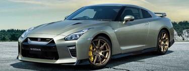El Nissan GT-R se resiste a partir, presenta un par de ediciones muy limitadas y de venta por sorteo