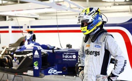 Marcus Ericsson se quedará con iSport para la temporada 2012 de GP2