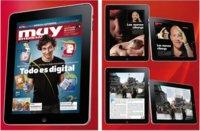 Muy Interesante, una de las primeras revistas en castellano para el iPad