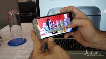 HTC One M8 cámara
