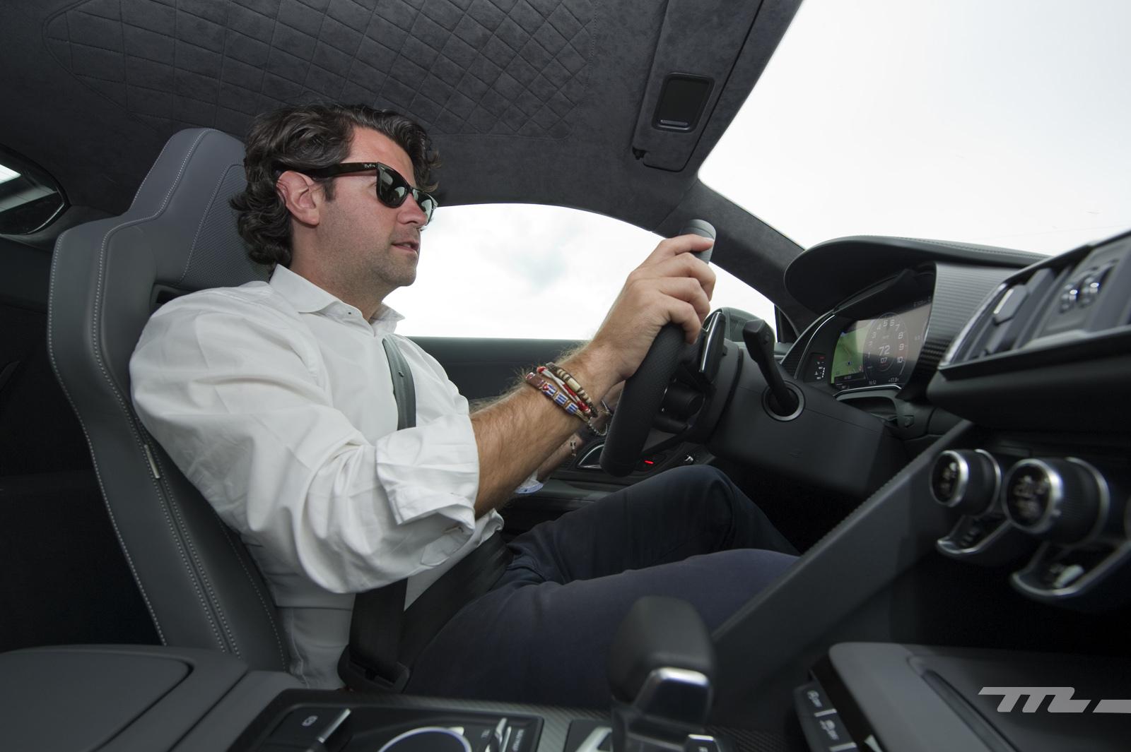 Foto de Audi R8 V10 Plus (prueba) (38/39)