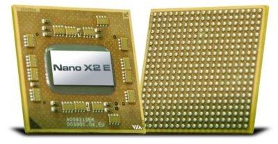 VIA Nano X2 E, diminuta actualización para los olvidados