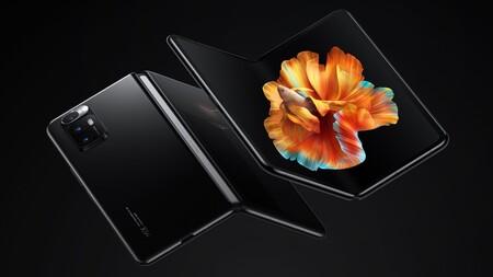 Xiaomi Mi Mix Fold Oficial Diseno