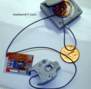 La Dreamcast más pequeña del mundo