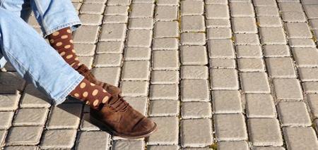Dale un toque diferente a tus look con los calcetines de Sockaholic