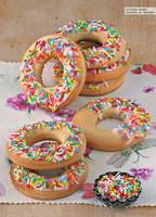 Roscos o galletas de Pascua. Receta de Semana Santa