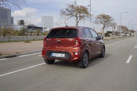 Kia Picanto 2017 Pop Orange 295