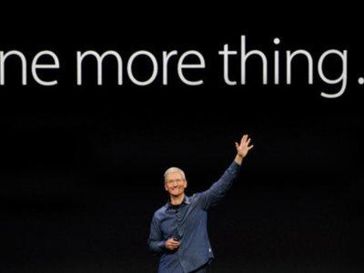 One more thing... comprar un Apple Watch en España, lidiar con Fotos para Mac y aprender Automator