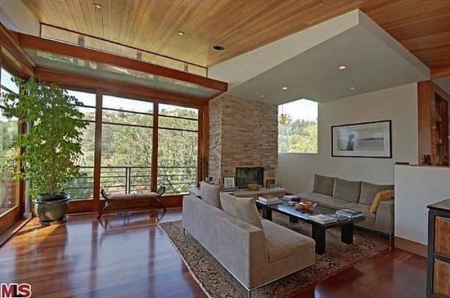 La casa de Kevin Bacon